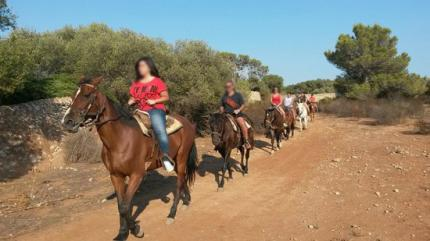 itinerari Eldorado du Club Riding