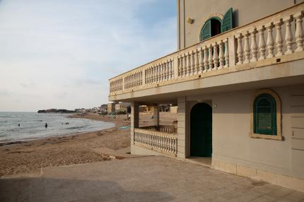 itinerari The house of Montalbano - Punta Secca
