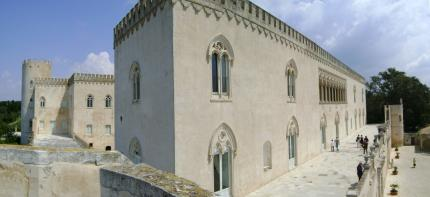 itinerari Castle of Donnafugata